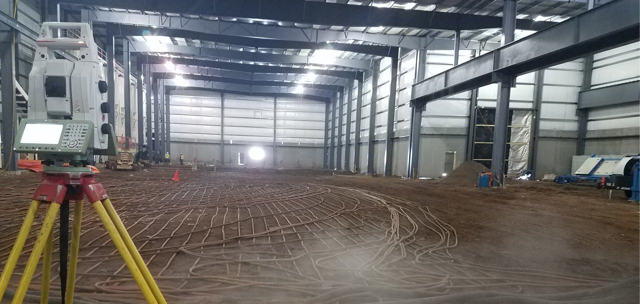 Huffcut Concrete Products Expansion, Lake Hallie, WI