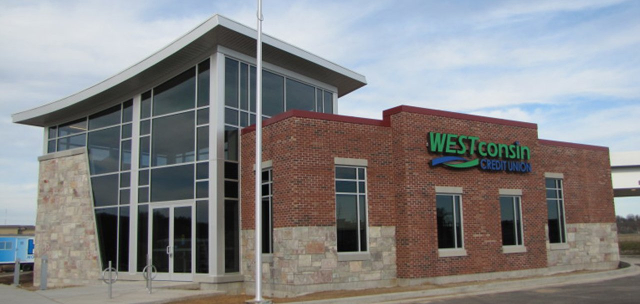 WESTconsin Credit Union Site Design, Altoona, WI